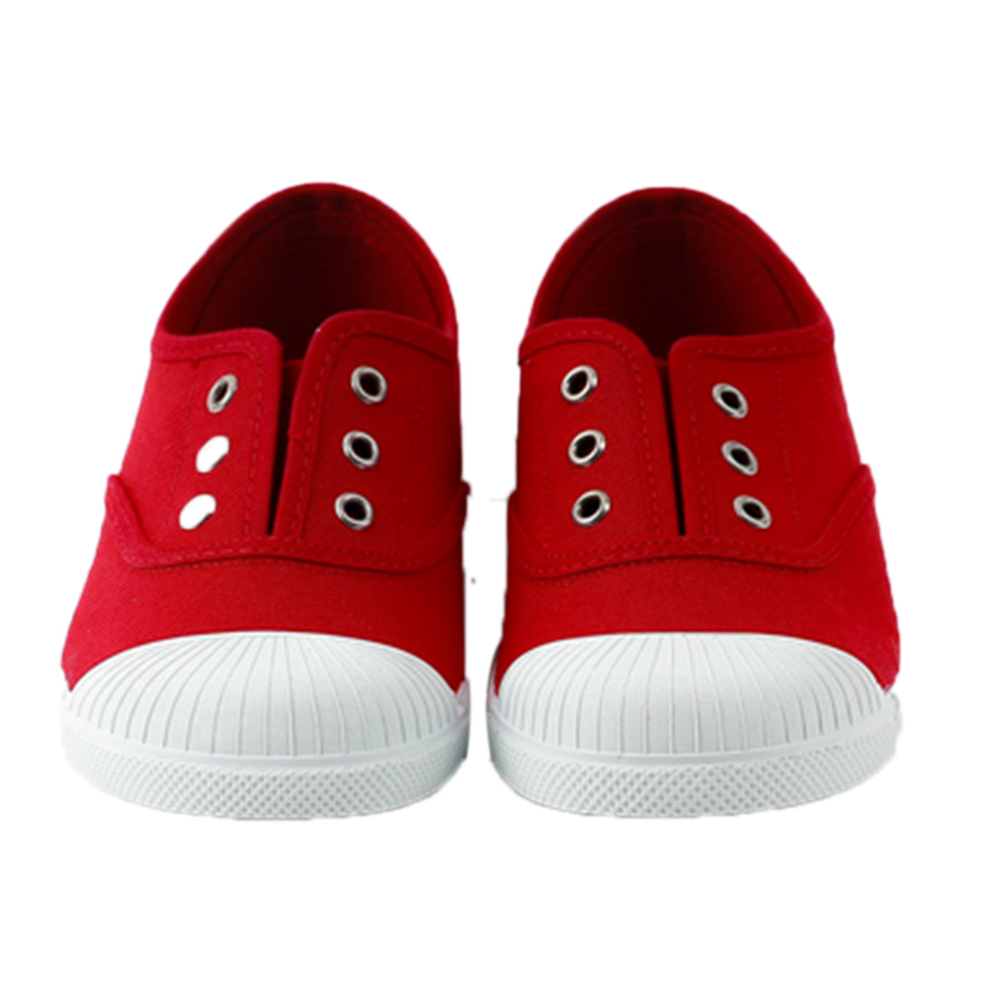 Arcoiris Shoes Bamba Sneakers Red