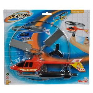 Simba Flying Zone Helicopter Pull String