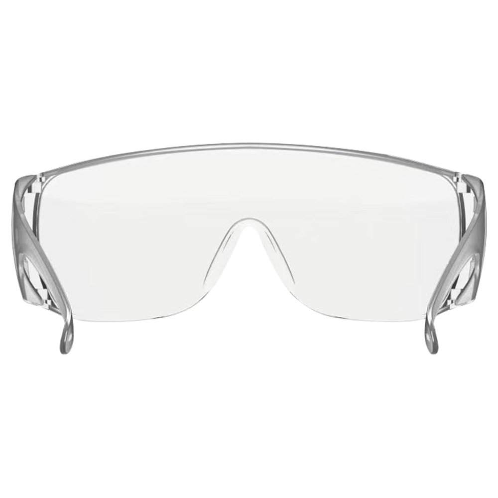 3PCS BBS-2 Anti-fog HD Medical Goggles Indirect Vent Prevent Infection PET Waterproof - Transparent
