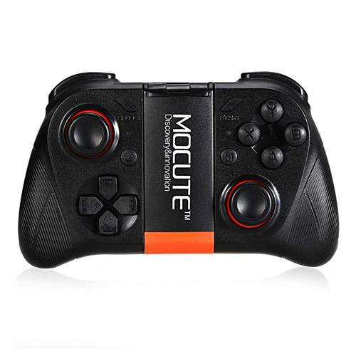 MOCUTE 050 Bluetooth Gamepad Wireless Game Controller for Android / Windows / Smartphone / TV Box / Tablet PC - Black