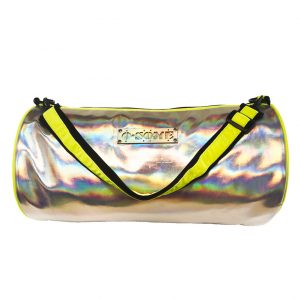 O.SOME Small Duffle - Holographic