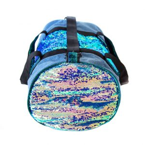 O.SOME Small Duffle - Sequin