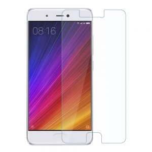 Tempered Glass 2.5D Arc Screen 0.3mm Protective Glass Film Screen Protector For Xiaomi Mi 5S - Transparent