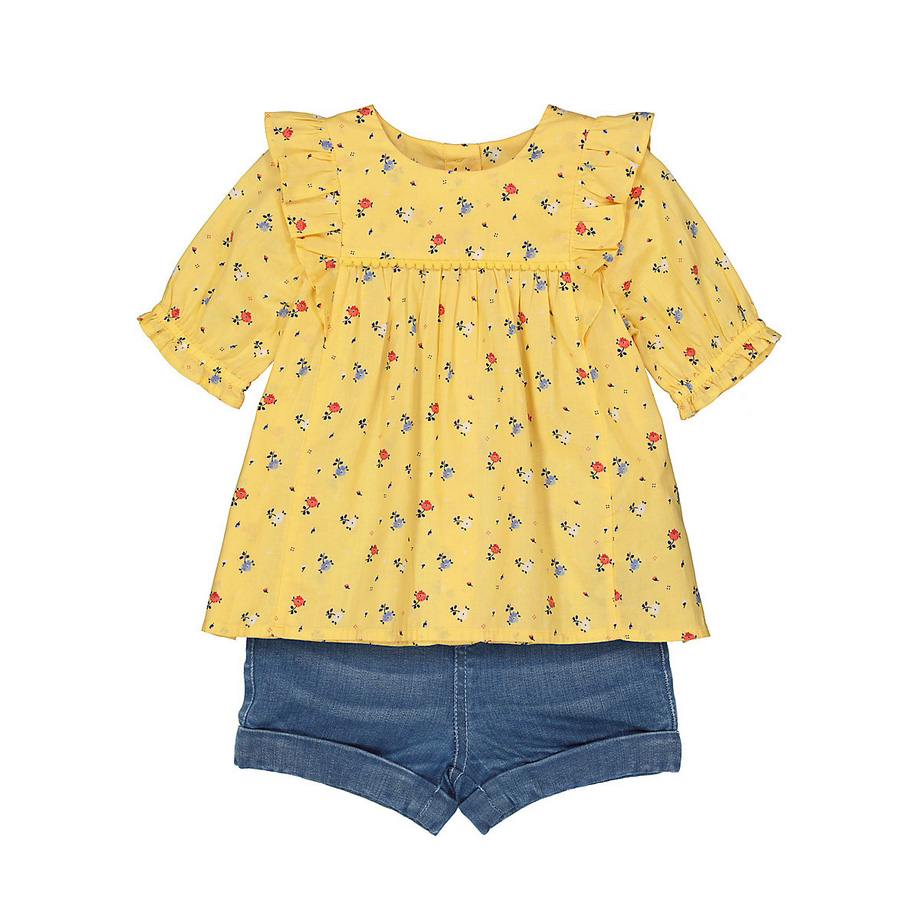Mothercare Mg My Yellow Tunic